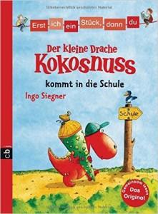 Drache Kokosnuss Erstleser