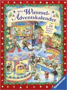 Wimmelbuch Adventskalender