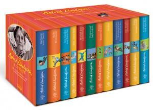 Astrid Lindgren Edition Cover