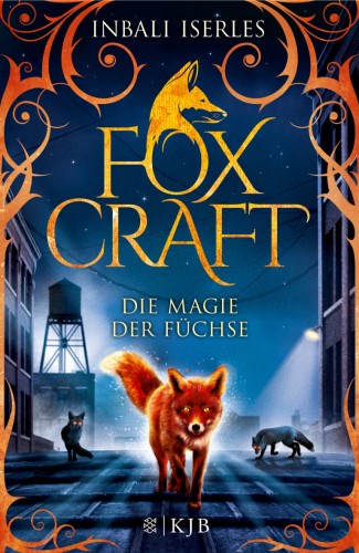 Foxcraft Cover