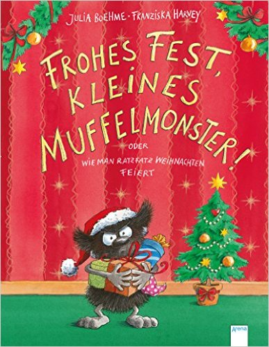 Frohes Fest Muffelmonster Cover