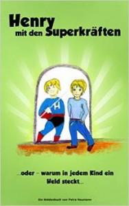 Henry mit den Superkräften Cover
