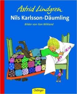Nils Karlsson Däumling Cover