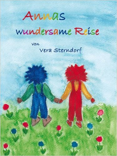 Annas wundersame Reise Cover