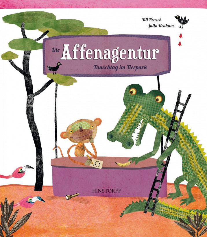 Die Affenagentur Cover
