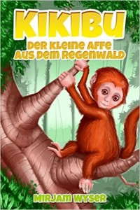 Kikibu der kleine Affe Cover