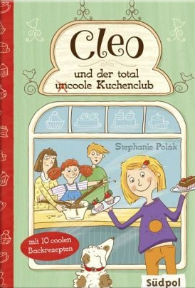 Cleo und der uncoole Kuchenclub Cover