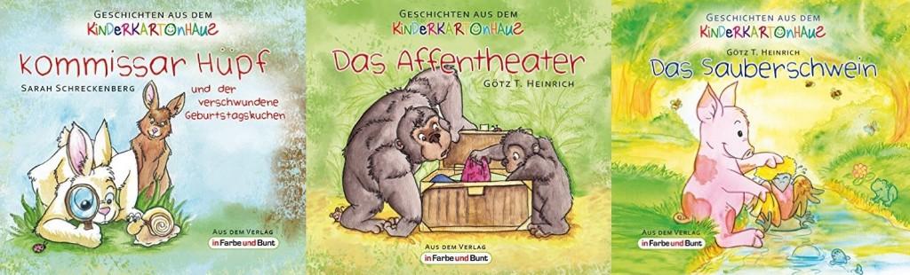 Geschichten aus dem Kinderkartonhaus Bild