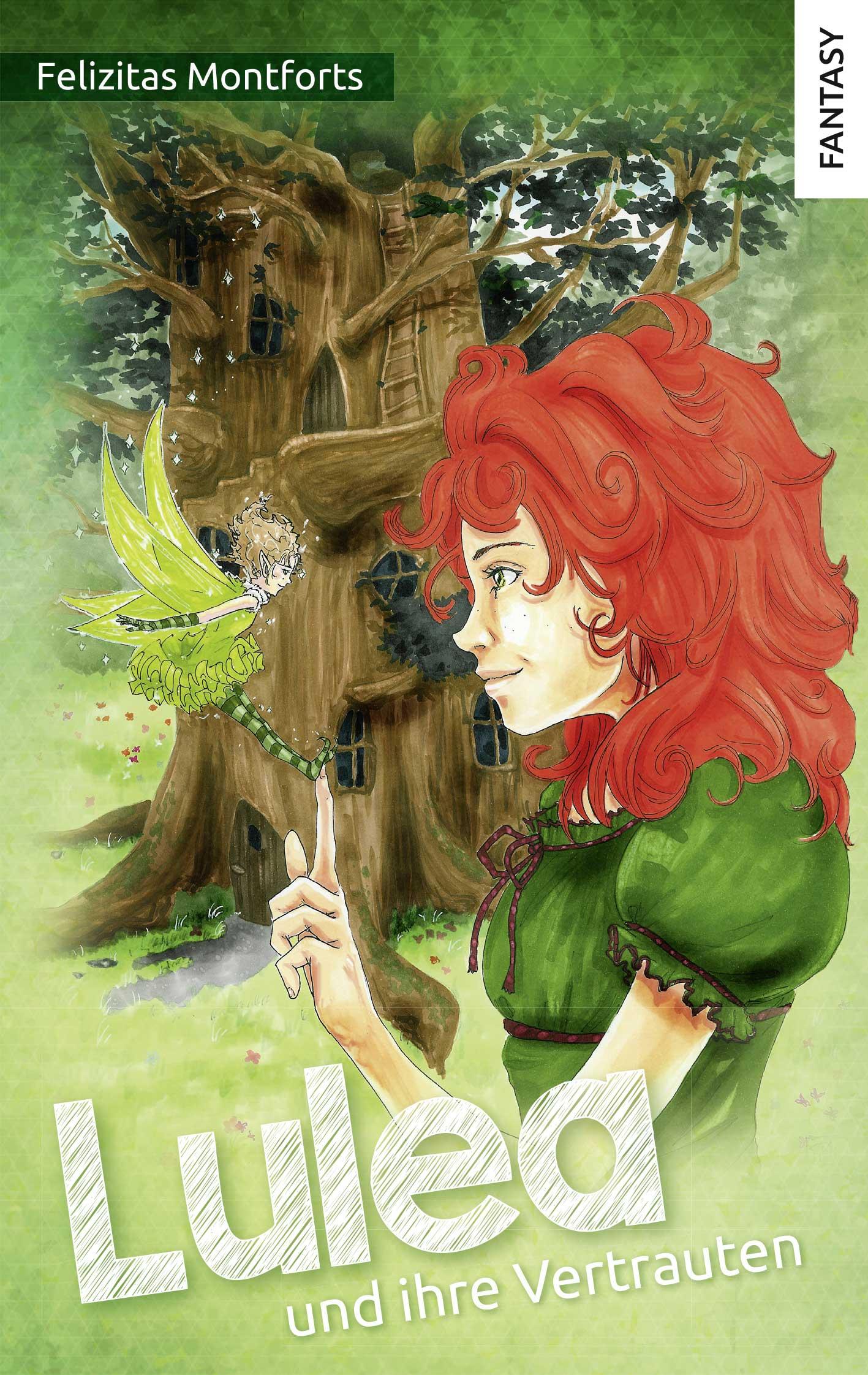 Lulea und ihre Vertrauten Cover