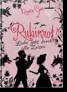 Rubinrot Cover