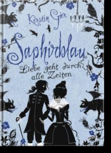 Saphirblau Cover