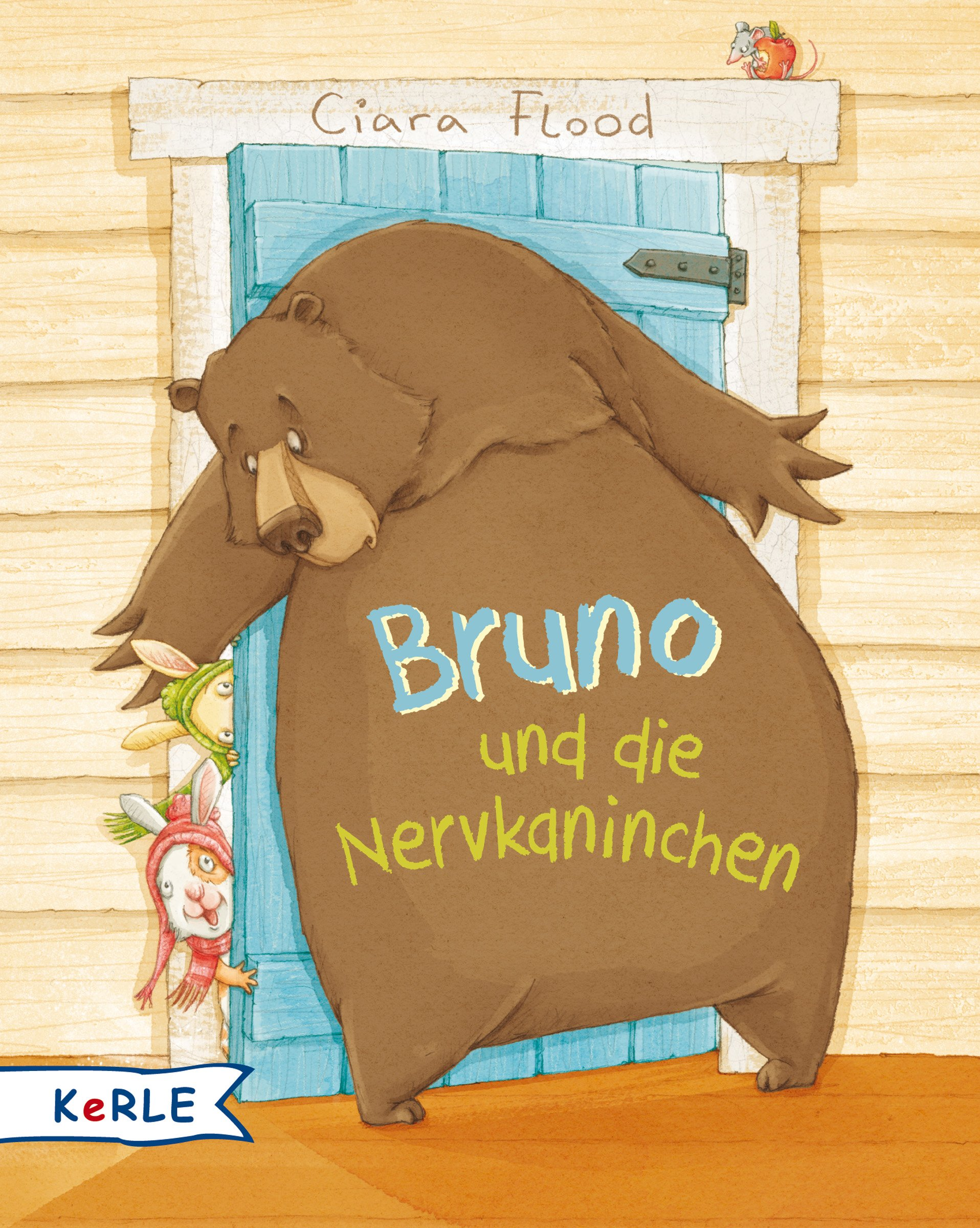 Bruno und die Nervkaninchen Cover