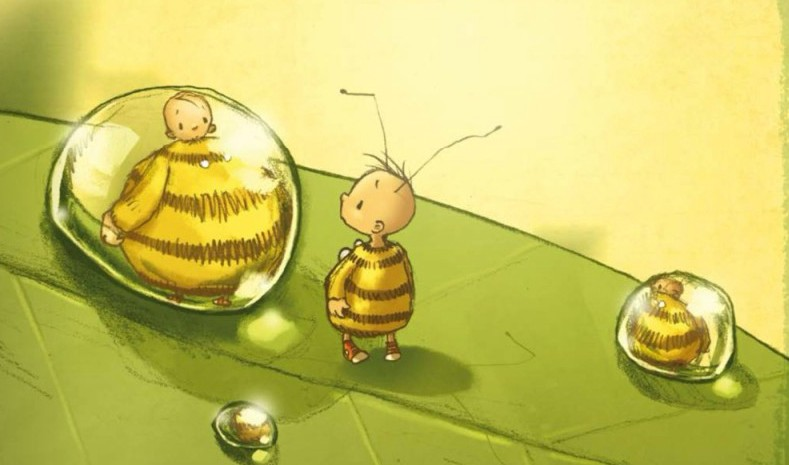 Die kleine Hummel Bommel Bild 2
