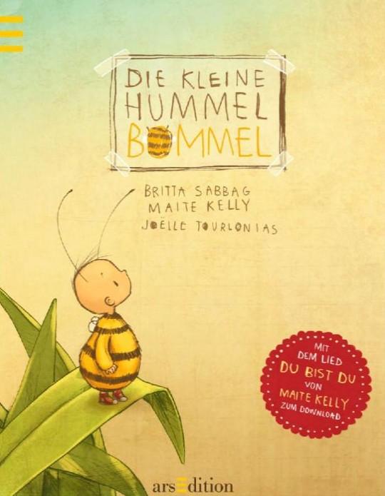 Die kleine Hummel Bommel Cover