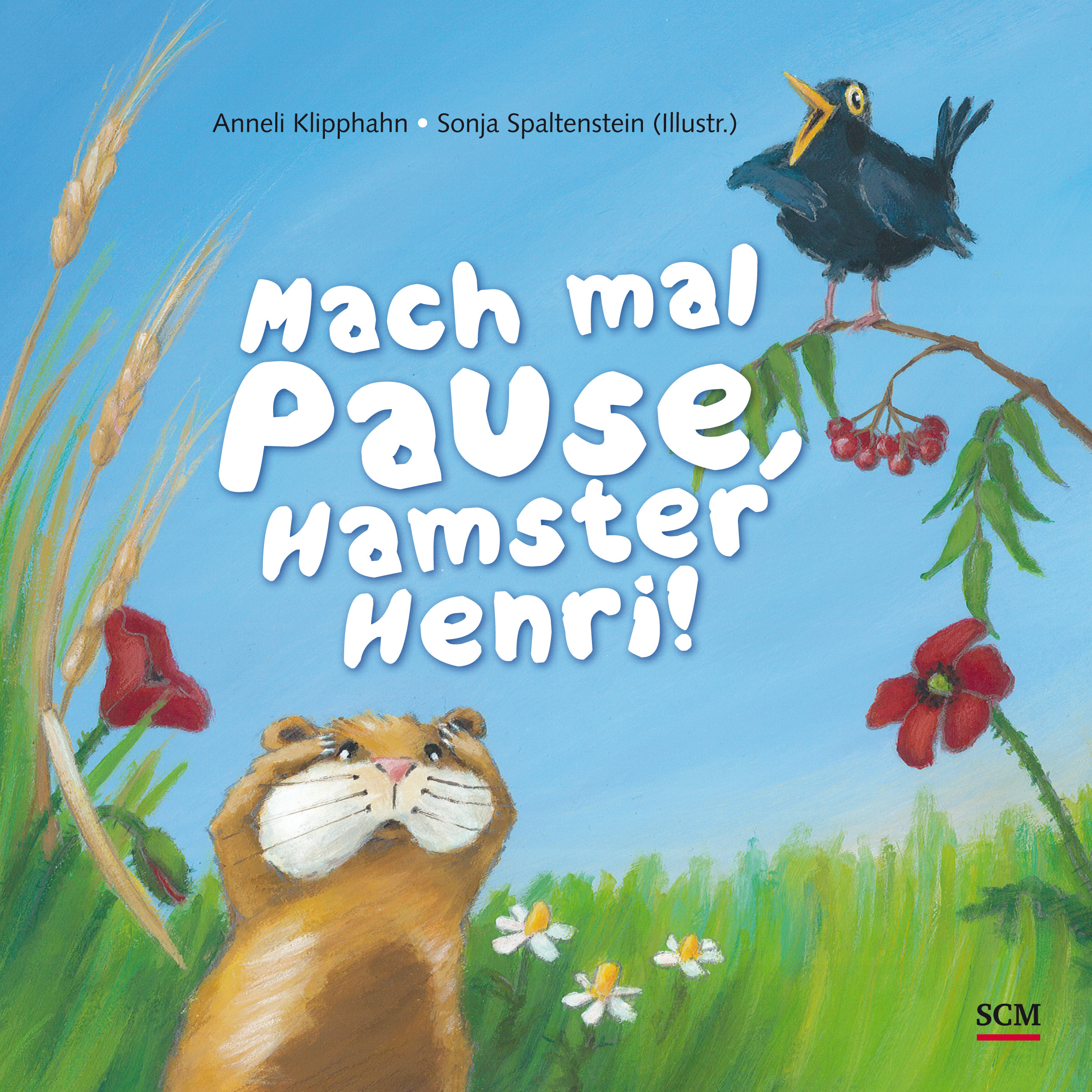Mach mal Pause Henri Hamster Cover