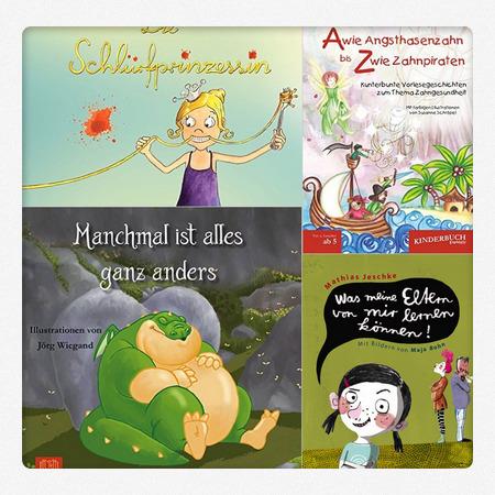Perlen Kinderliteratur Abenteuer Alltag Cover