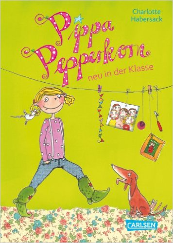 Pippa Pepperkorn: Neu in der Klasse