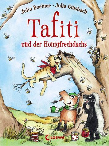 Tafiti Honigfrechdachs