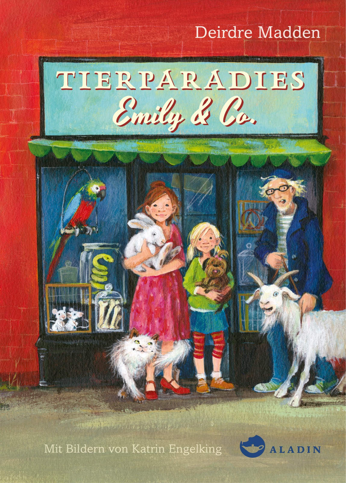 Tierparadies Emily & Co Cover
