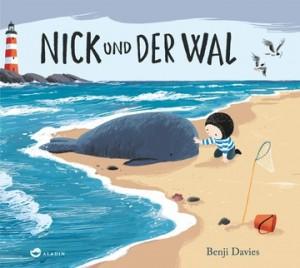 Nick und der Wal Cover