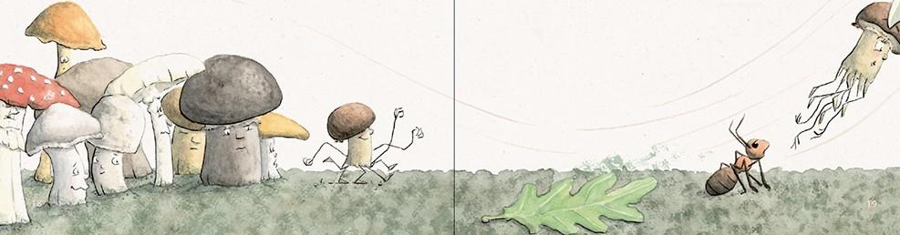 Myka und die Versteckschule Bild 2