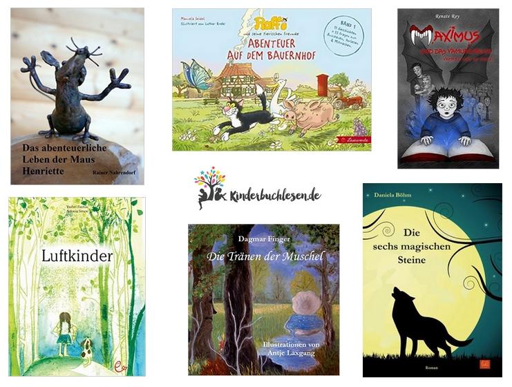 Kleine Perlen der Kinderliteratur: Große und kleine Abenteuer