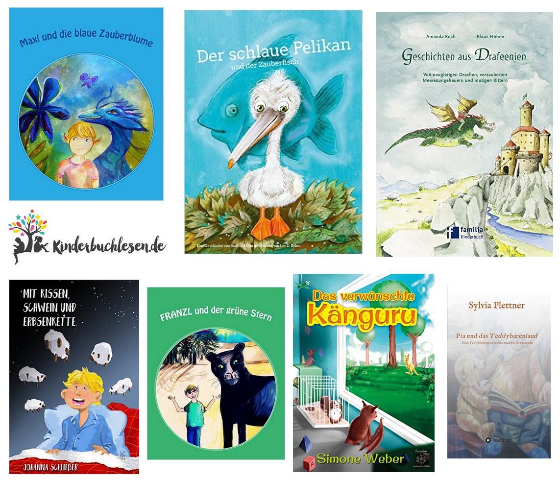 Kinderbuchperlen: Magische Geschichten