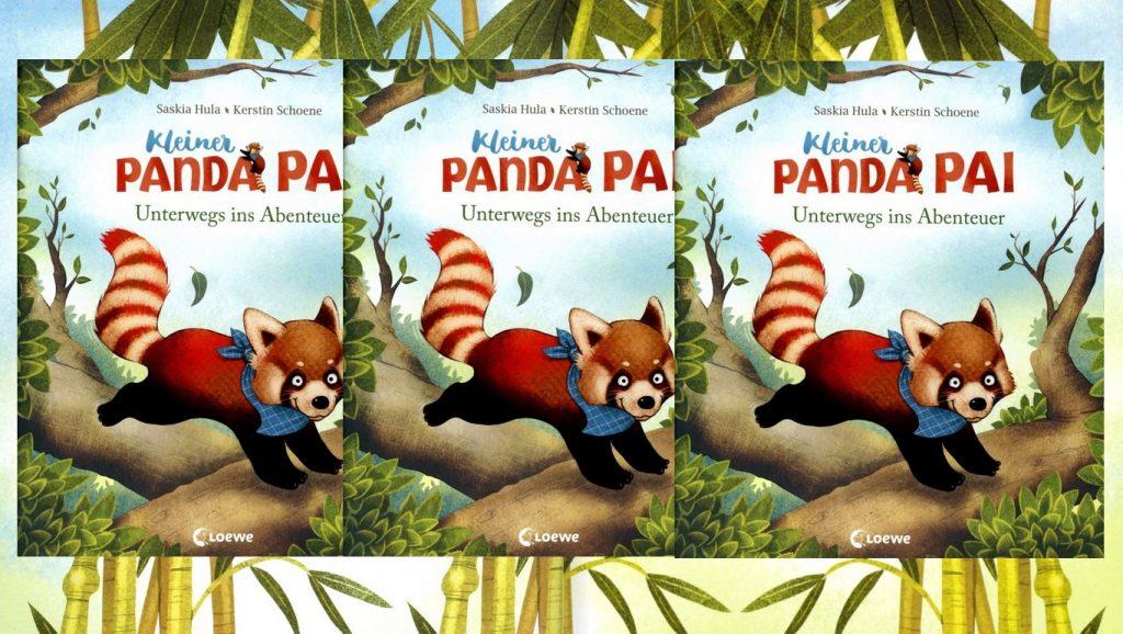 Kleiner Panda Pai Gewinnspiel