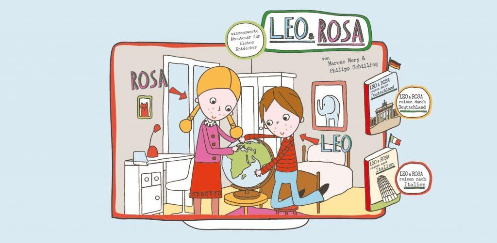 Leo und Rosa