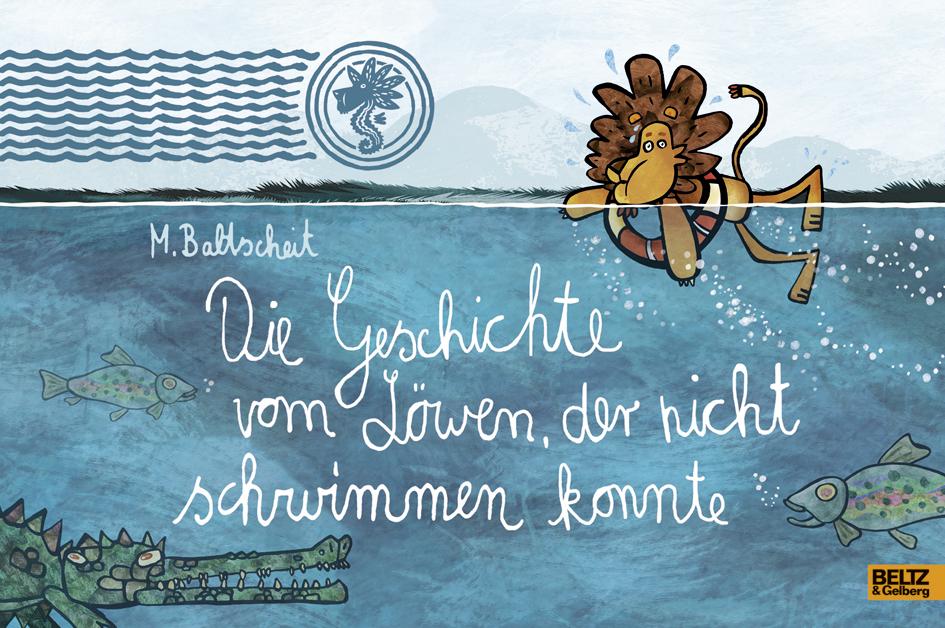 Vom Löwen, der nicht schwimmen konnte