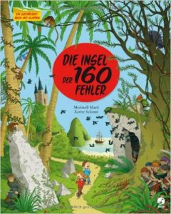 Die Insel der 160 fehler