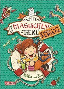 Die Schule der magischen Tiere - Endlich Ferien