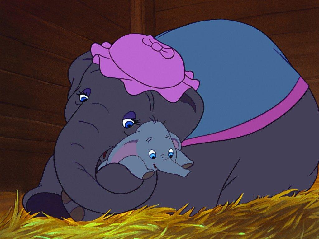 Dumbo und Mama