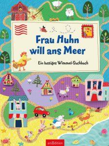 Frau Huhn will ans Meer