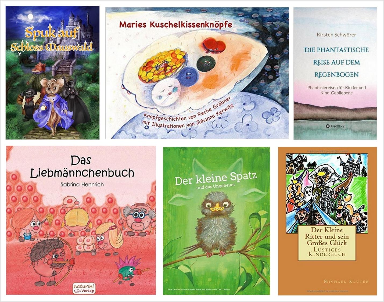 Kleine Kinderbuchperlen: Die Magie der Fantasie