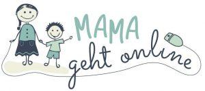Logo Mama geht online