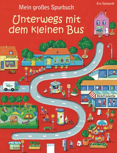 Unser Lieblingsbuch: Unterwegs mit dem kleinen Bus