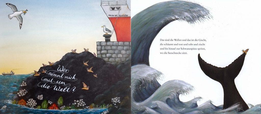 Die Schnecke und der Buckelwal Bild 2