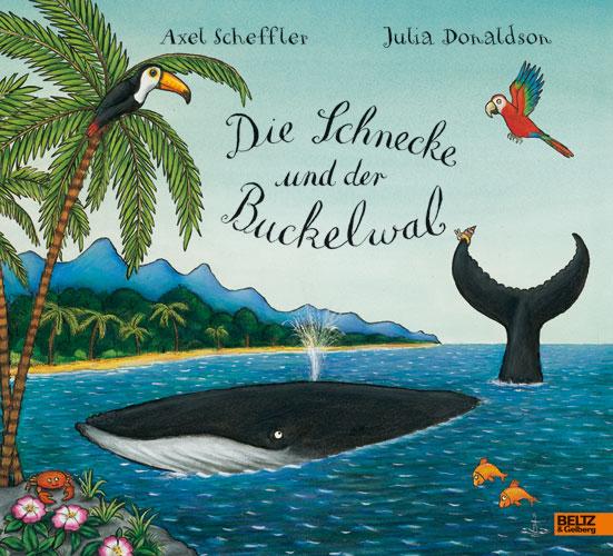 Unser Lieblingsbuch: Die Schnecke und der Buckelwal