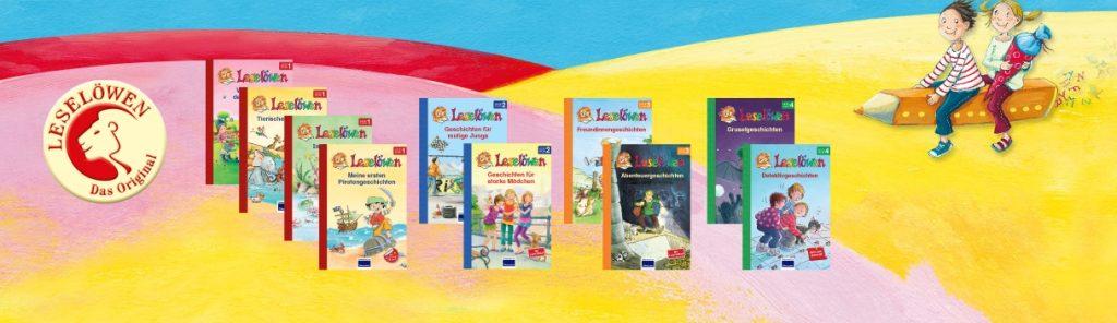 Leselöwen von Loewe