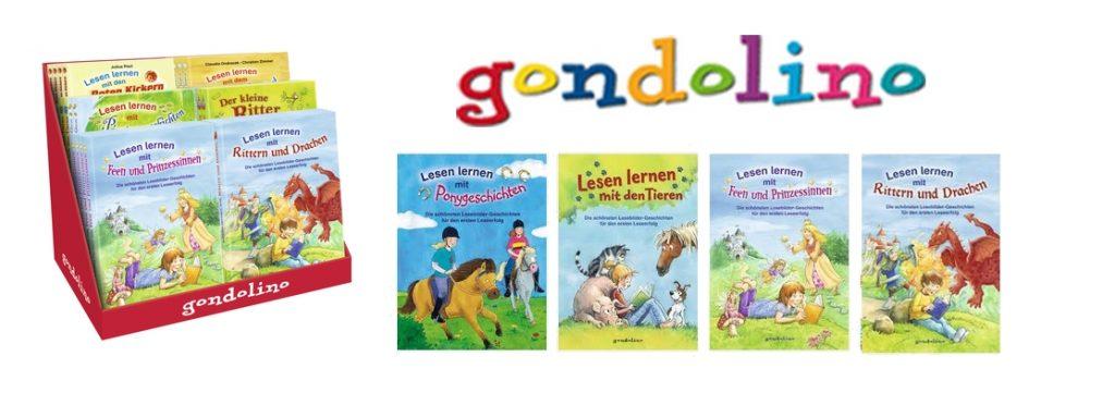 Lesen lernen mit Gondolino