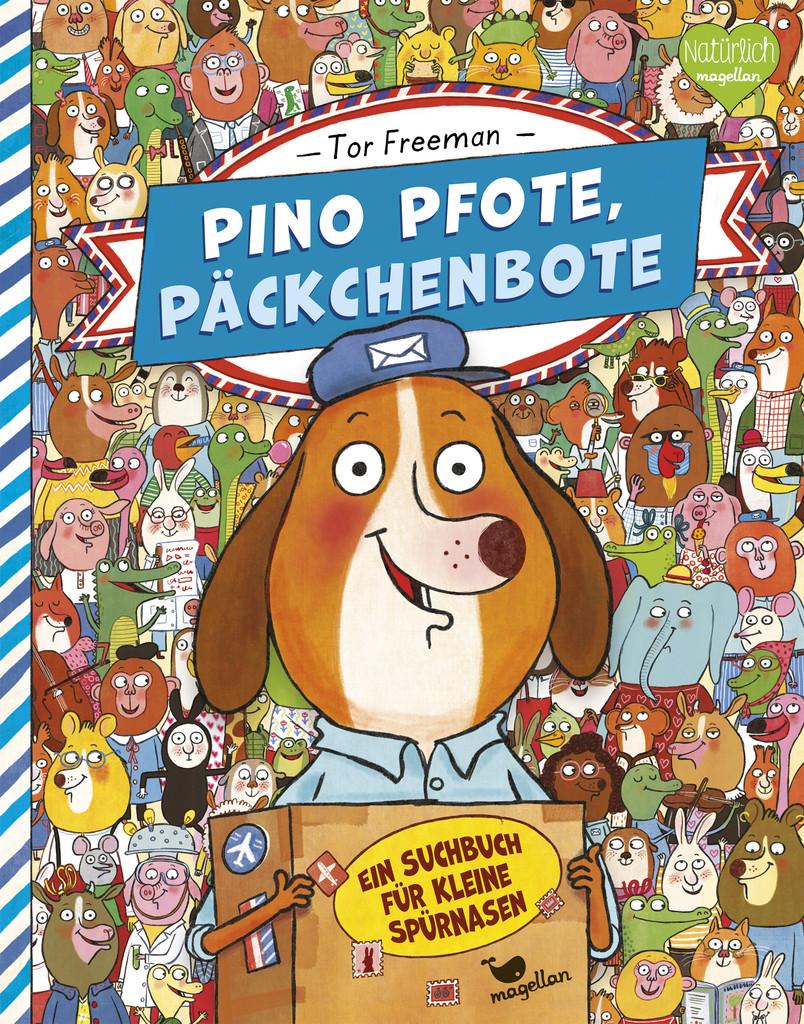 Unser Lieblingsbuch: Pino Pfote