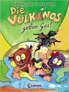 Die Vulkanos geben Gas