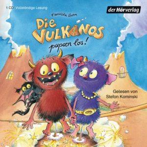 Vulkanos Hörbuch