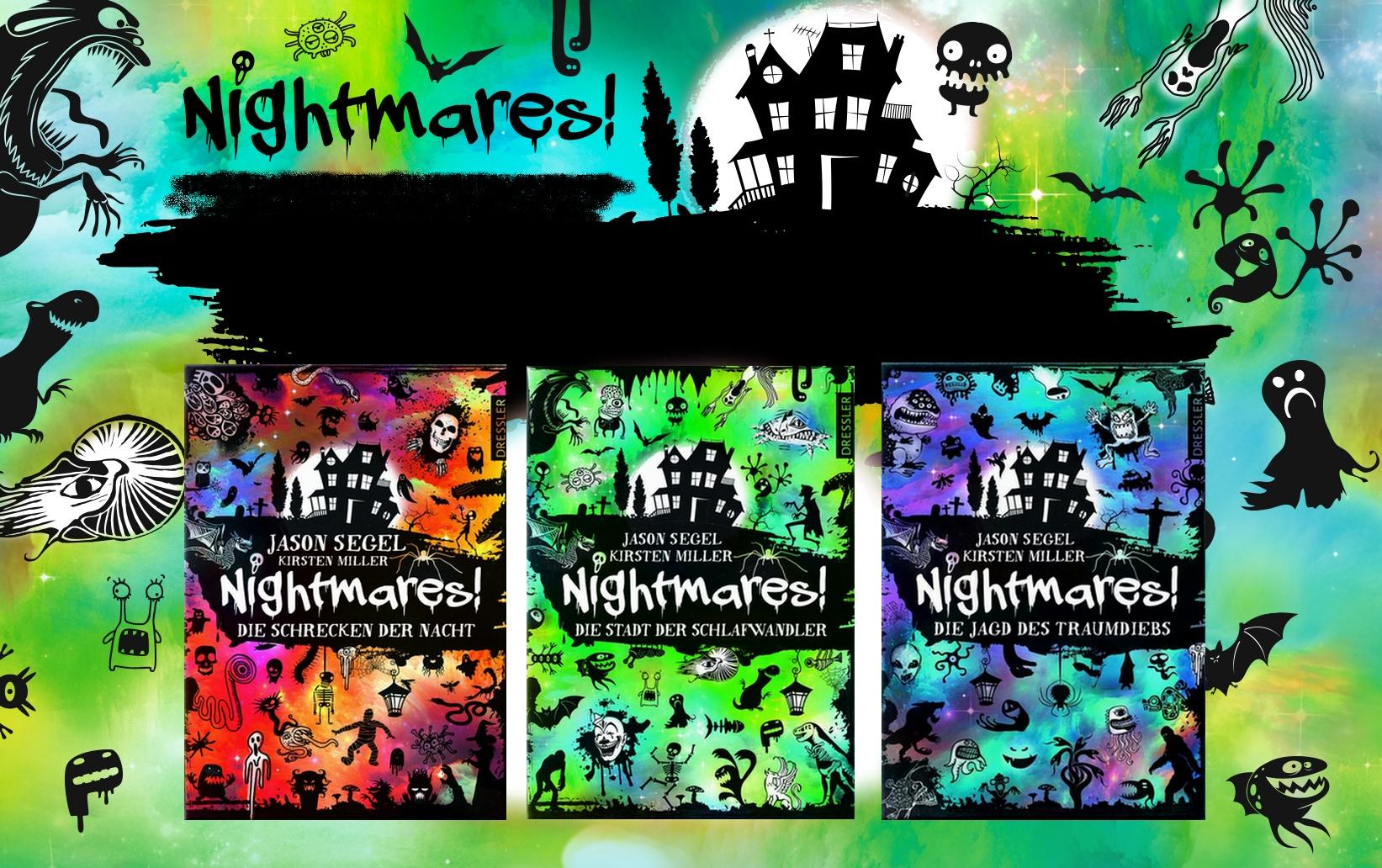 Nightmares! – Trilogie