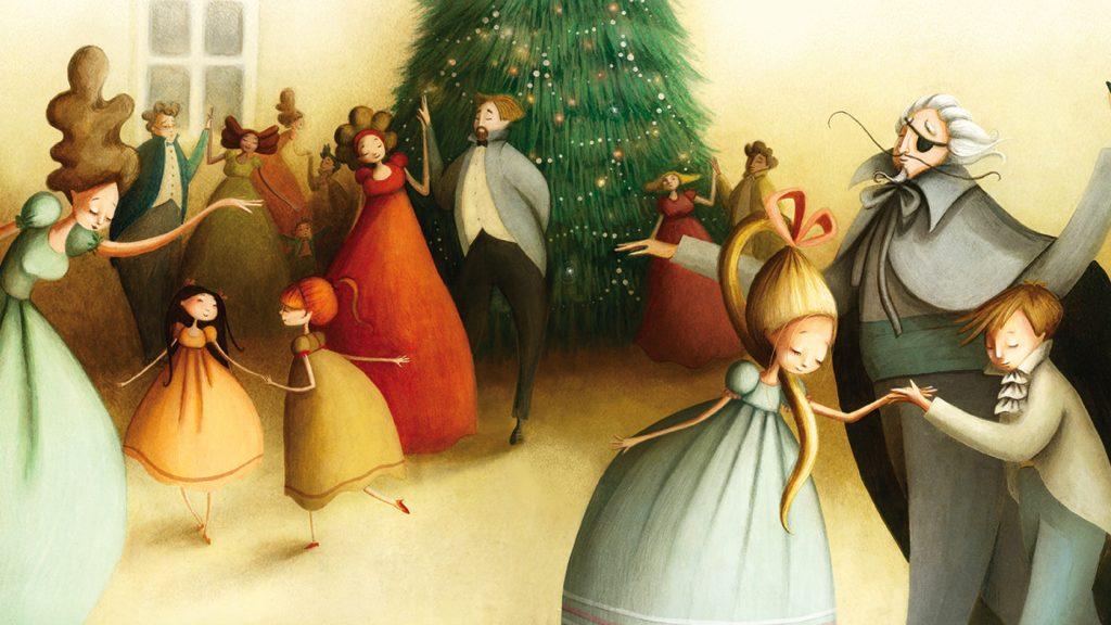 Der Nussknacker Weihnachtsfest
