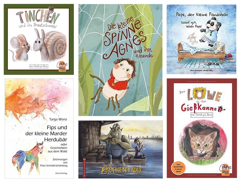 Kinderbuchperlen: Tierisch gute Abenteuer