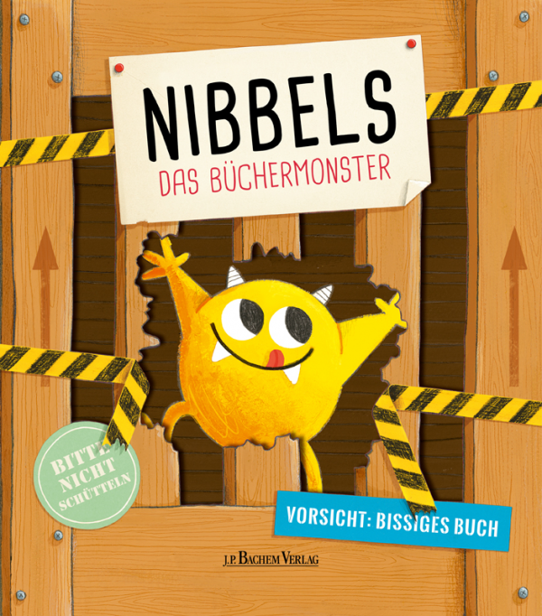 Nibbels – Das Büchermonster