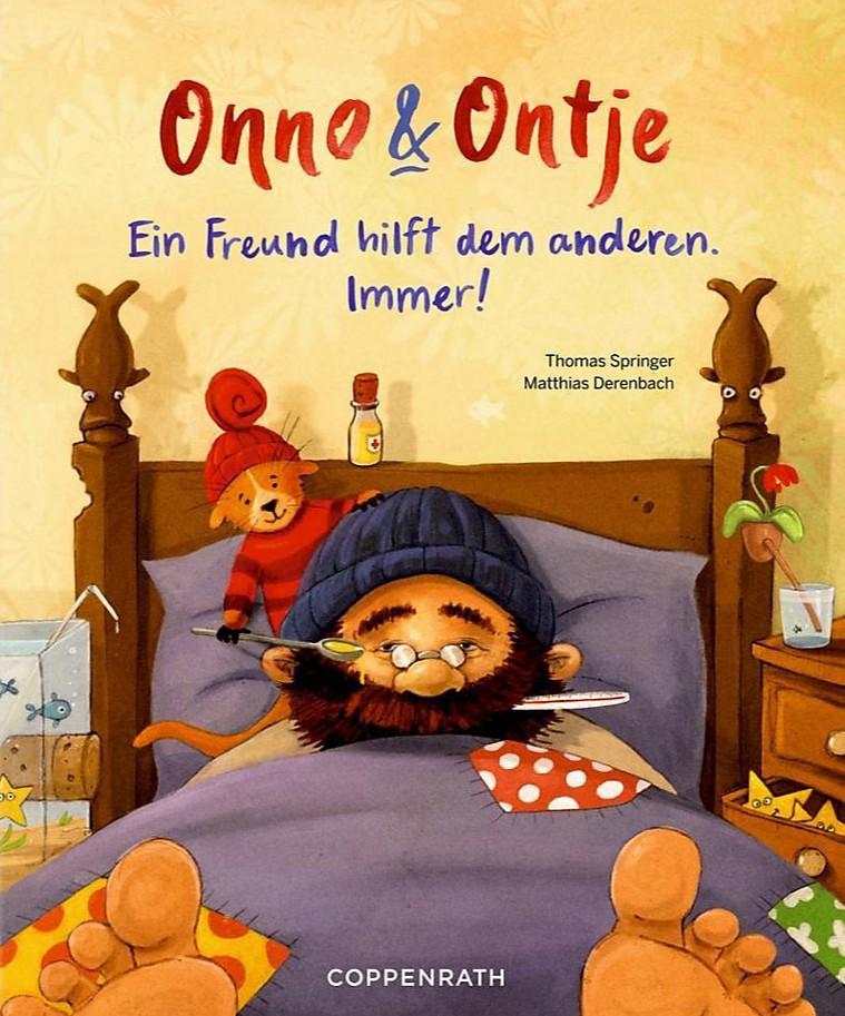 Onno & Ontje – Ein Freund hilft dem anderen