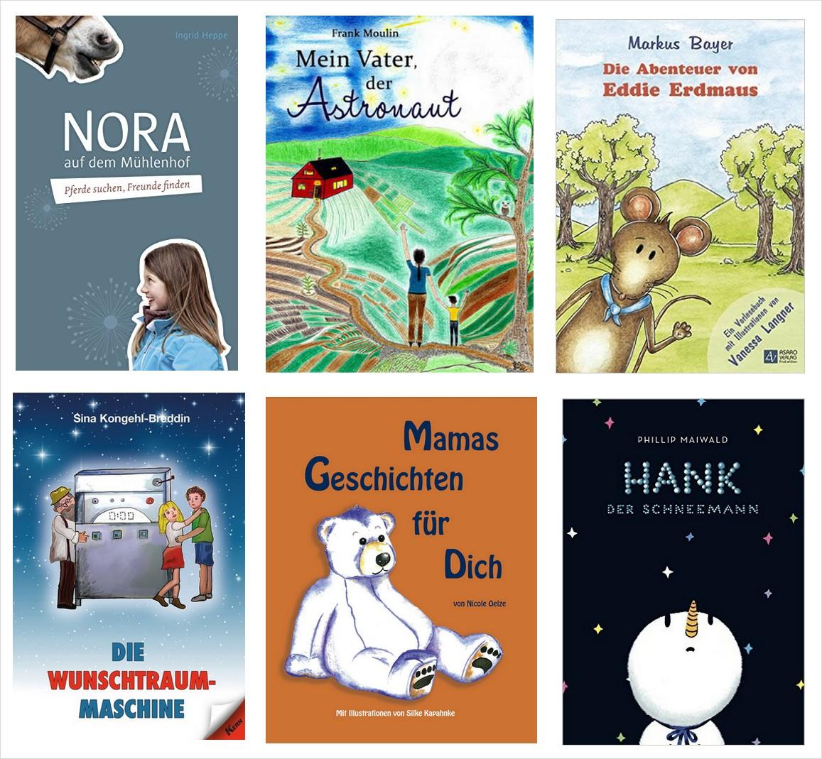 Wünsche & Träume: Perlen der Kinderbuchliteratur